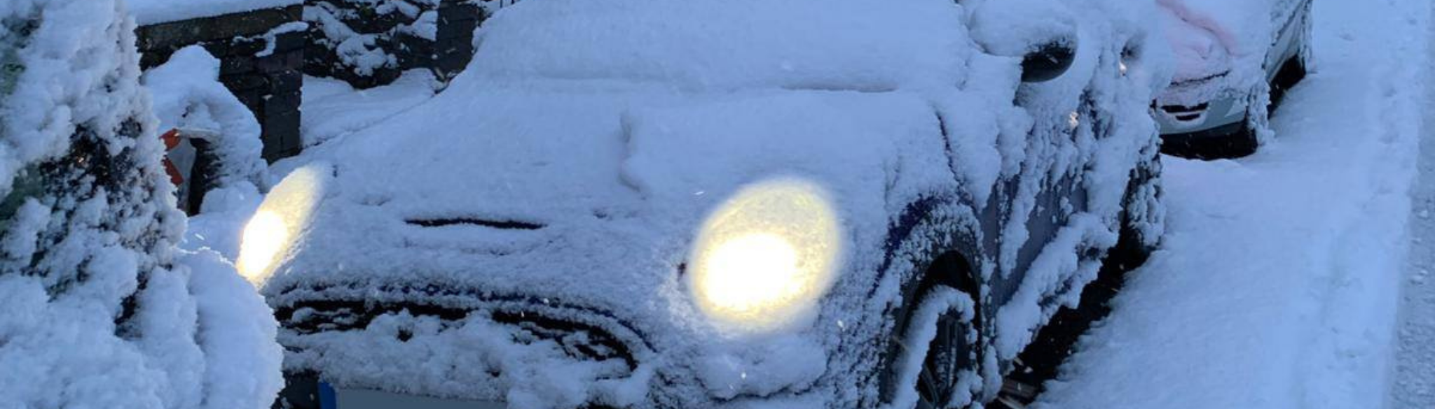 MINI Under Snow