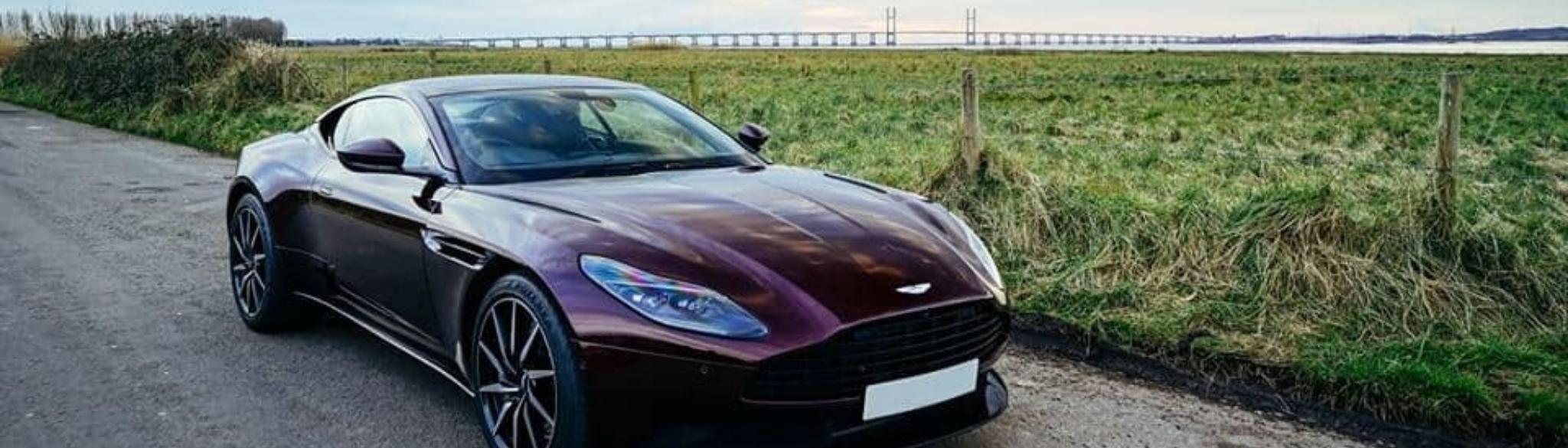 Aston Martin In Wales