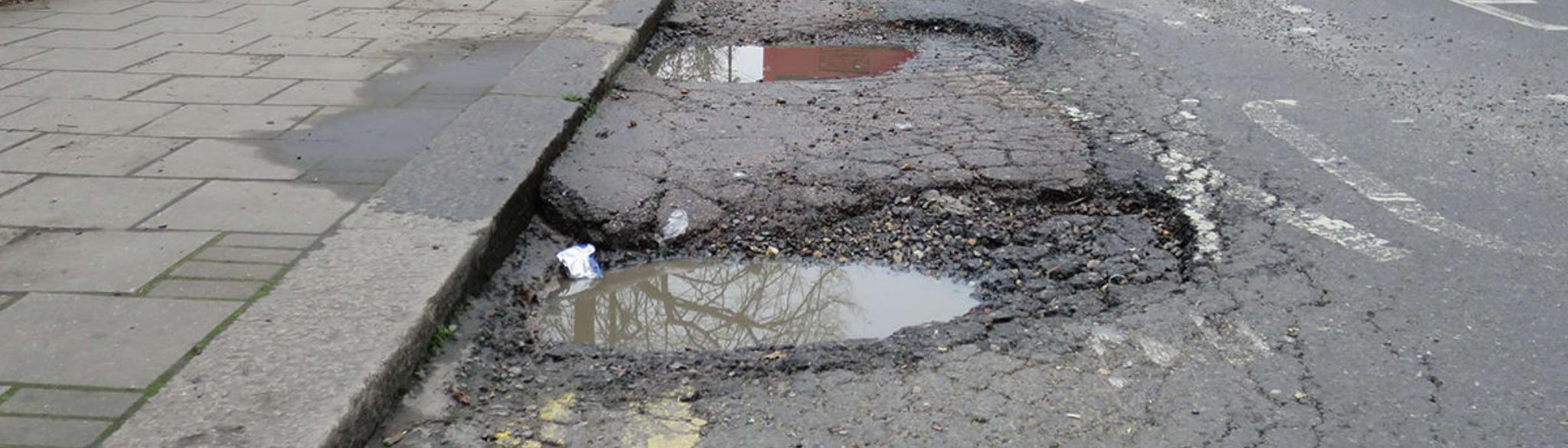 Pothole H