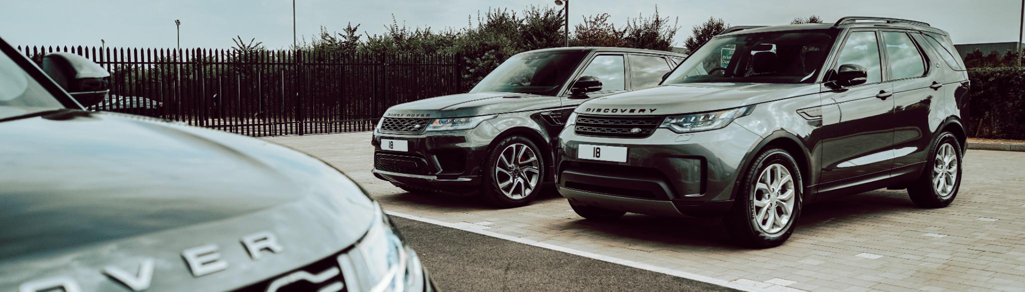 Approved Used Land Rover Melksham
