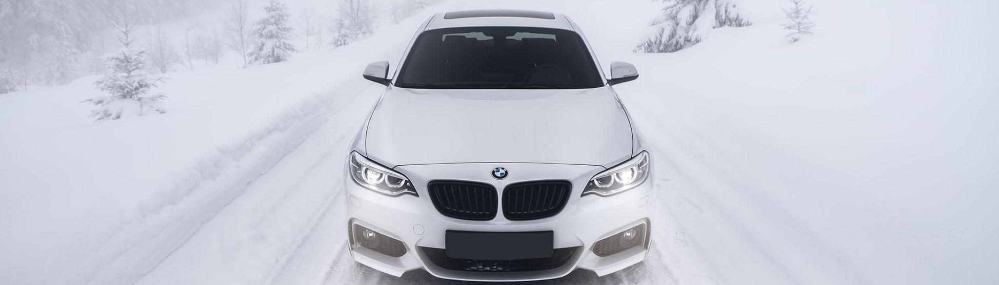 BMW Winter Driving