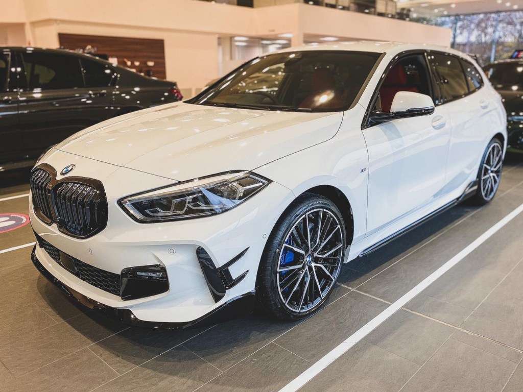 BMW 118d With M Performance Kit 1