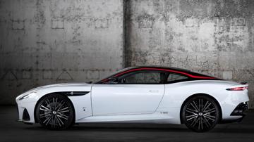 Aston martin DBS Superleggera Concorde Edition exterior 3