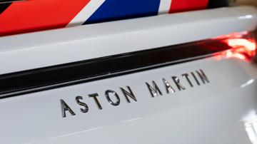 Aston martin DBS Superleggera Concorde Edition Exterior Details 1