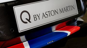 Aston martin DBS Superleggera Concorde Edition Exterior Details 2