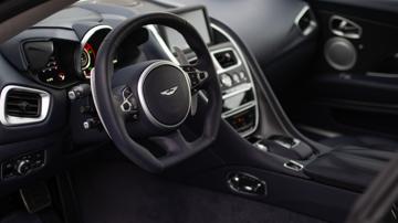 Aston martin DBS Superleggera Concorde Edition Interior Details 1