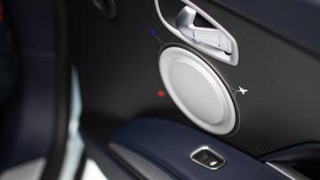 Aston martin DBS Superleggera Concorde Edition Interior Details 3