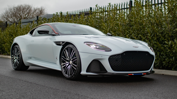 Aston martin dbs superleggera concorde edition exterior outside1