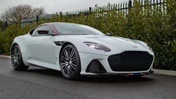 Aston martin dbs superleggera concorde edition exterior outside1