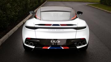 Aston martin dbs superleggera concorde edition exterior outside3