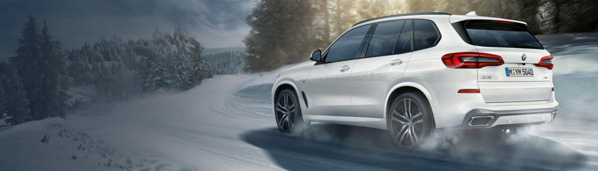 BMW Festive Offers