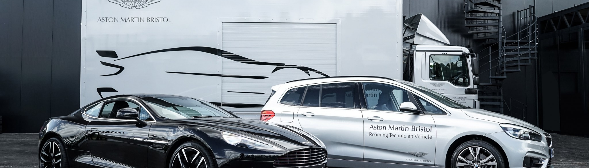 Aston Martin Collection And Delivery