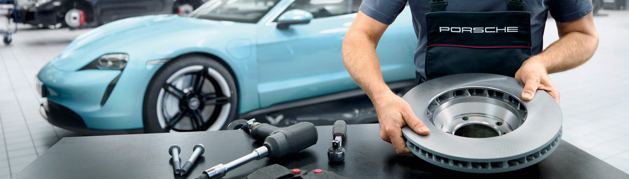 Porsche Taycan Maintenance