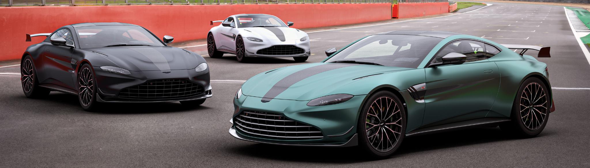 F1 Edition Aston Martin