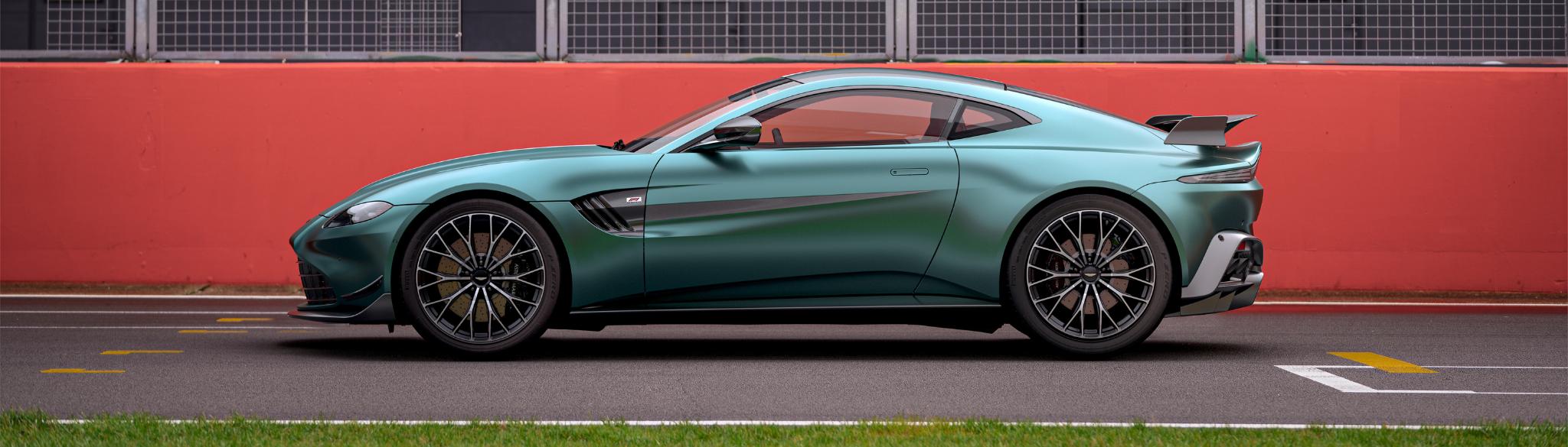Side F1 Edition Aston Martin