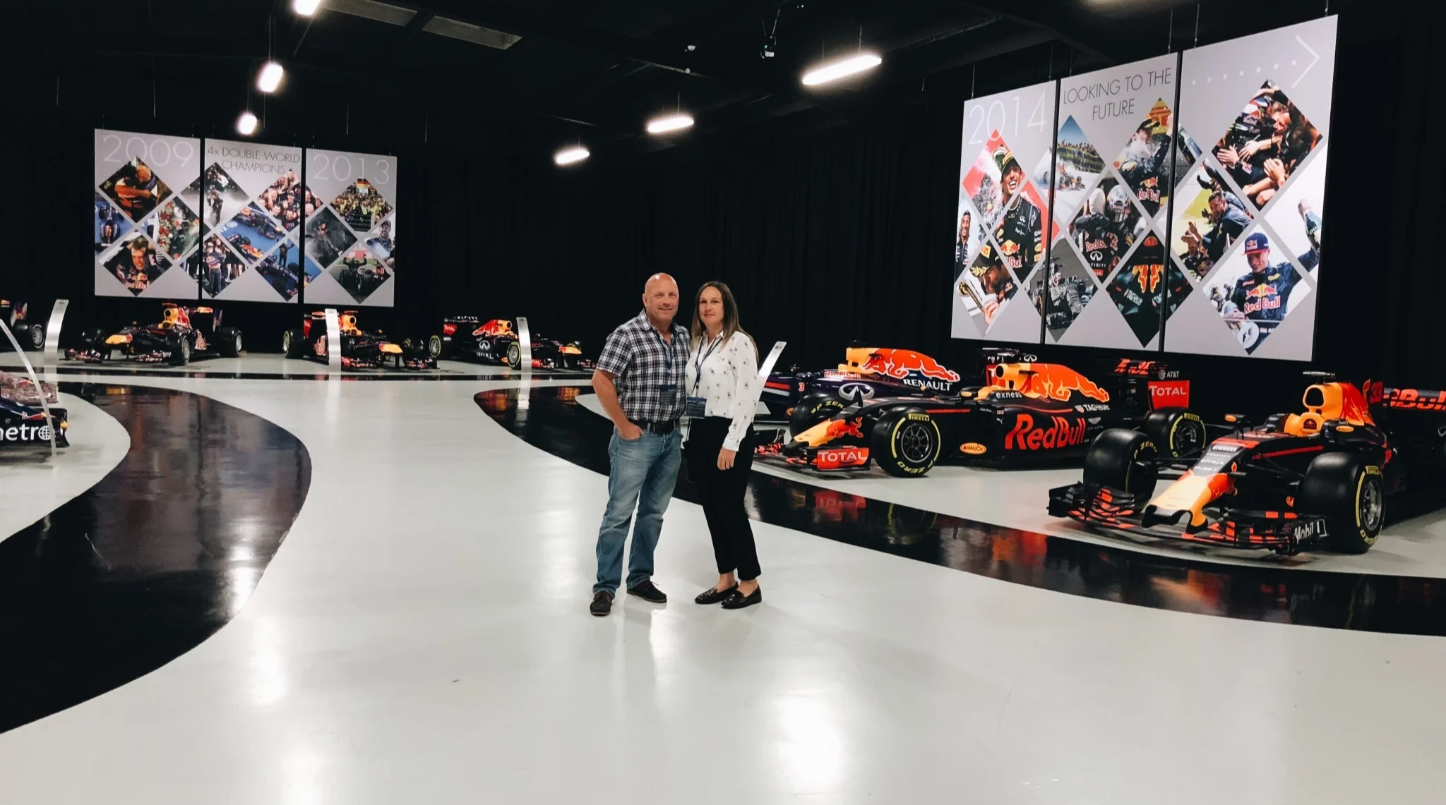 Aston Martin Red Bull Customers 2