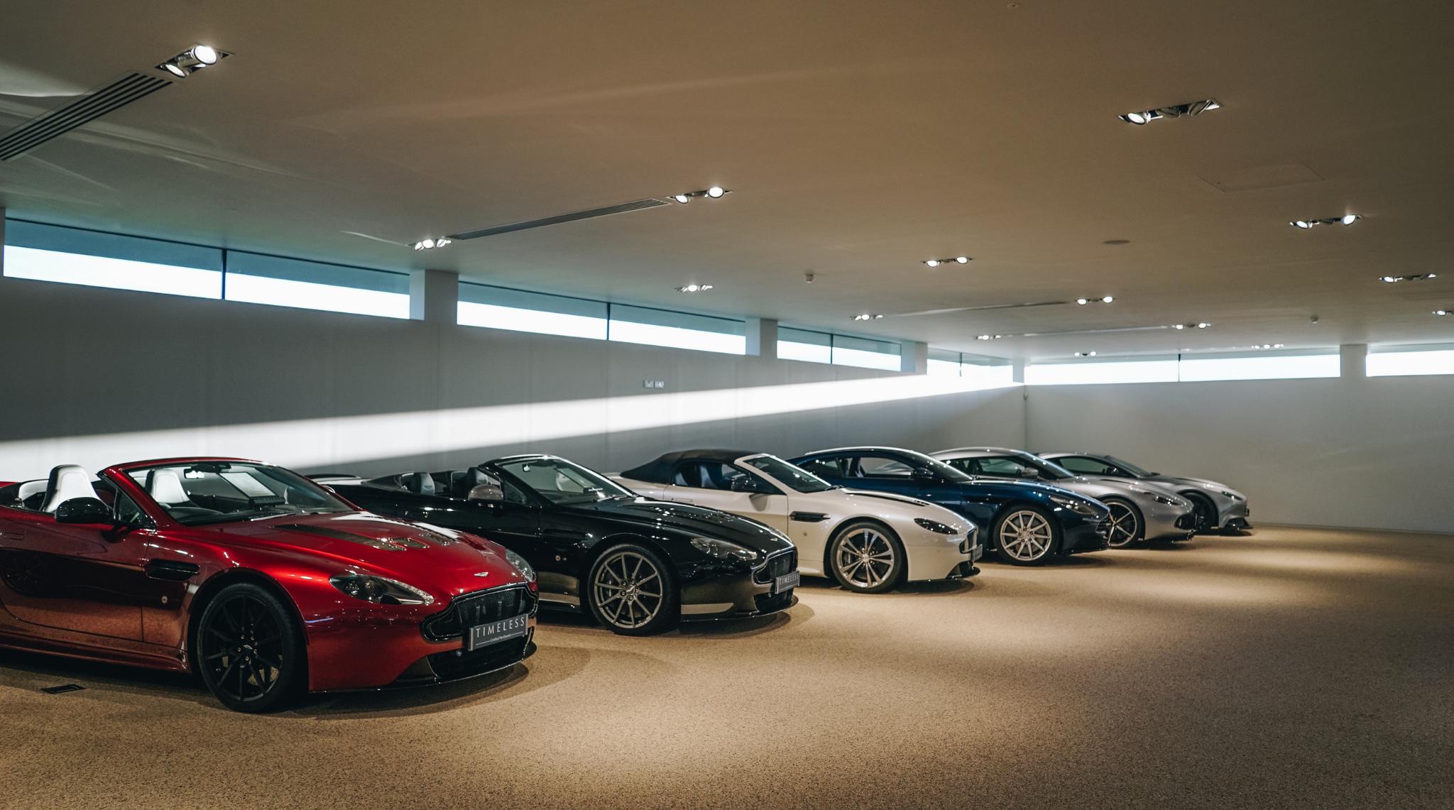 Timeless Aston Martin1