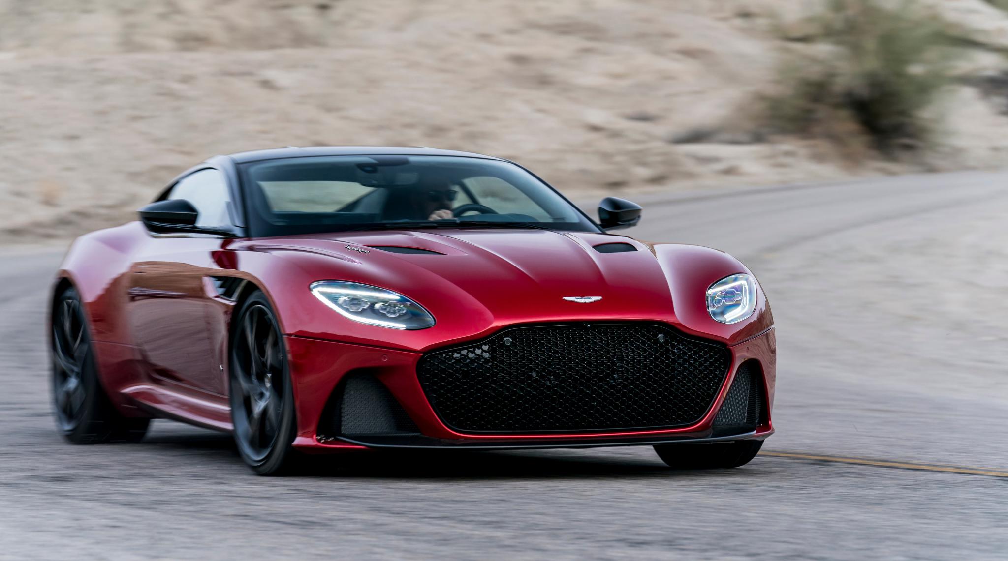 Aston Martin DBS Superleggera1
