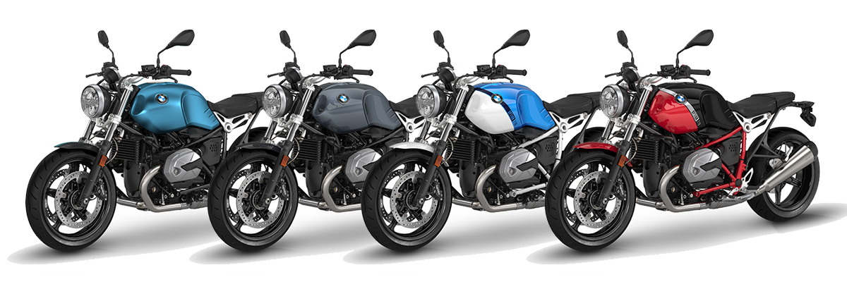 BMW R NineT Pure   Puristic. Reduced. Air cooled.