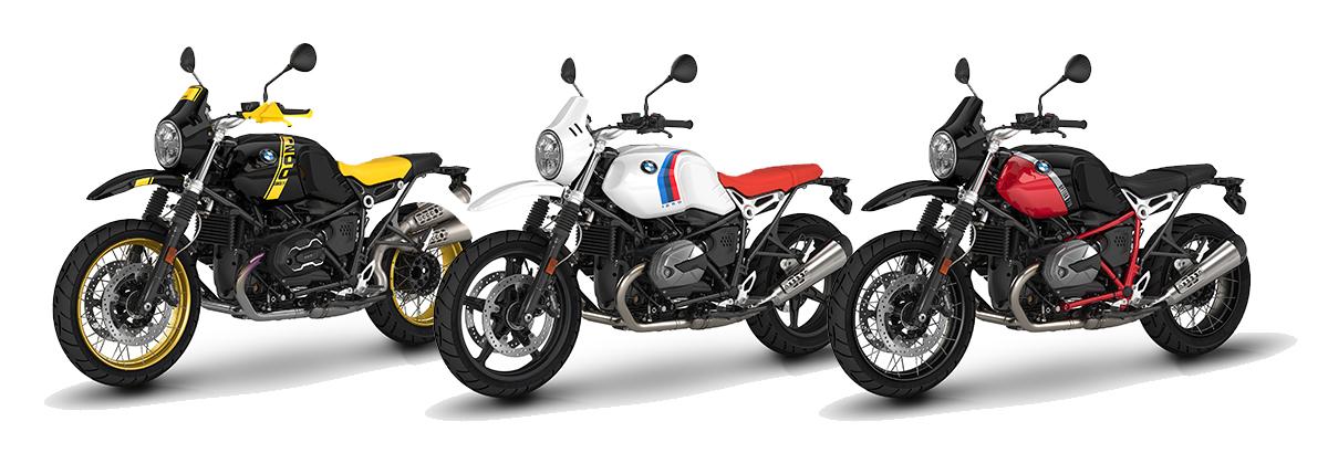 BMW R NineT Urban G:S   Adventurous. Iconic. Legendary