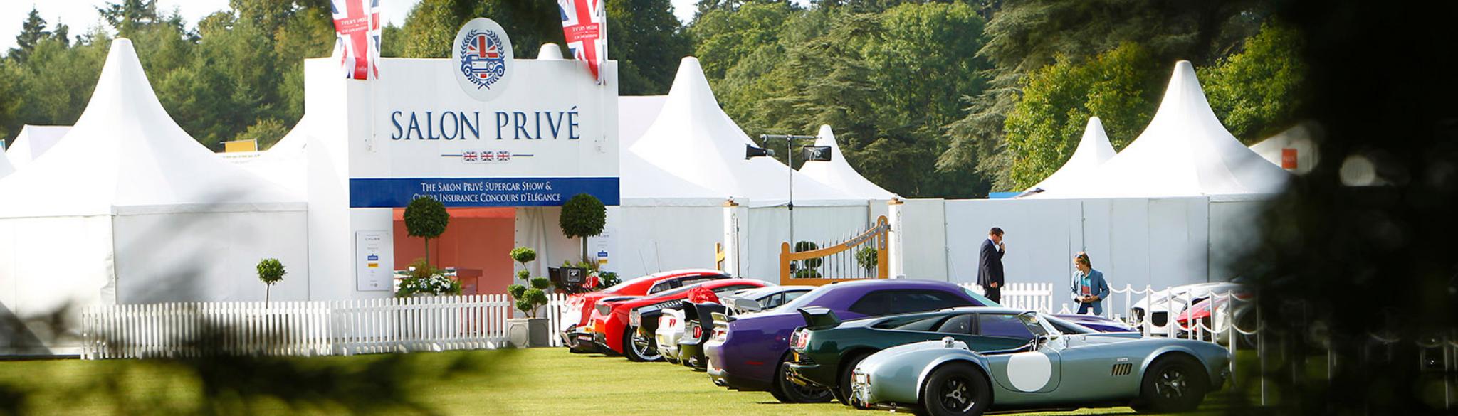 Salon Prive Car Show