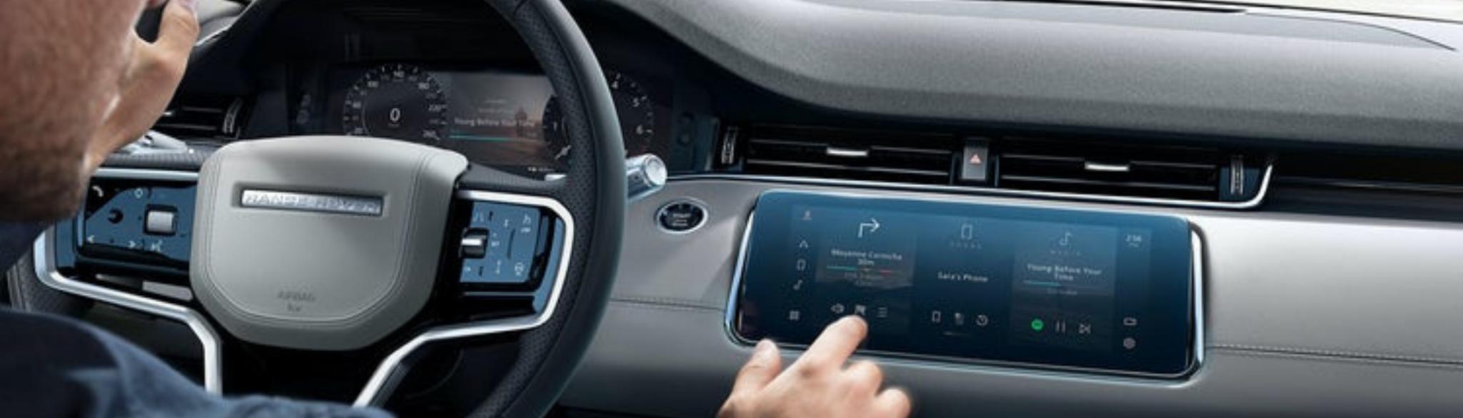 Range Rover Evoque 2021 Interior