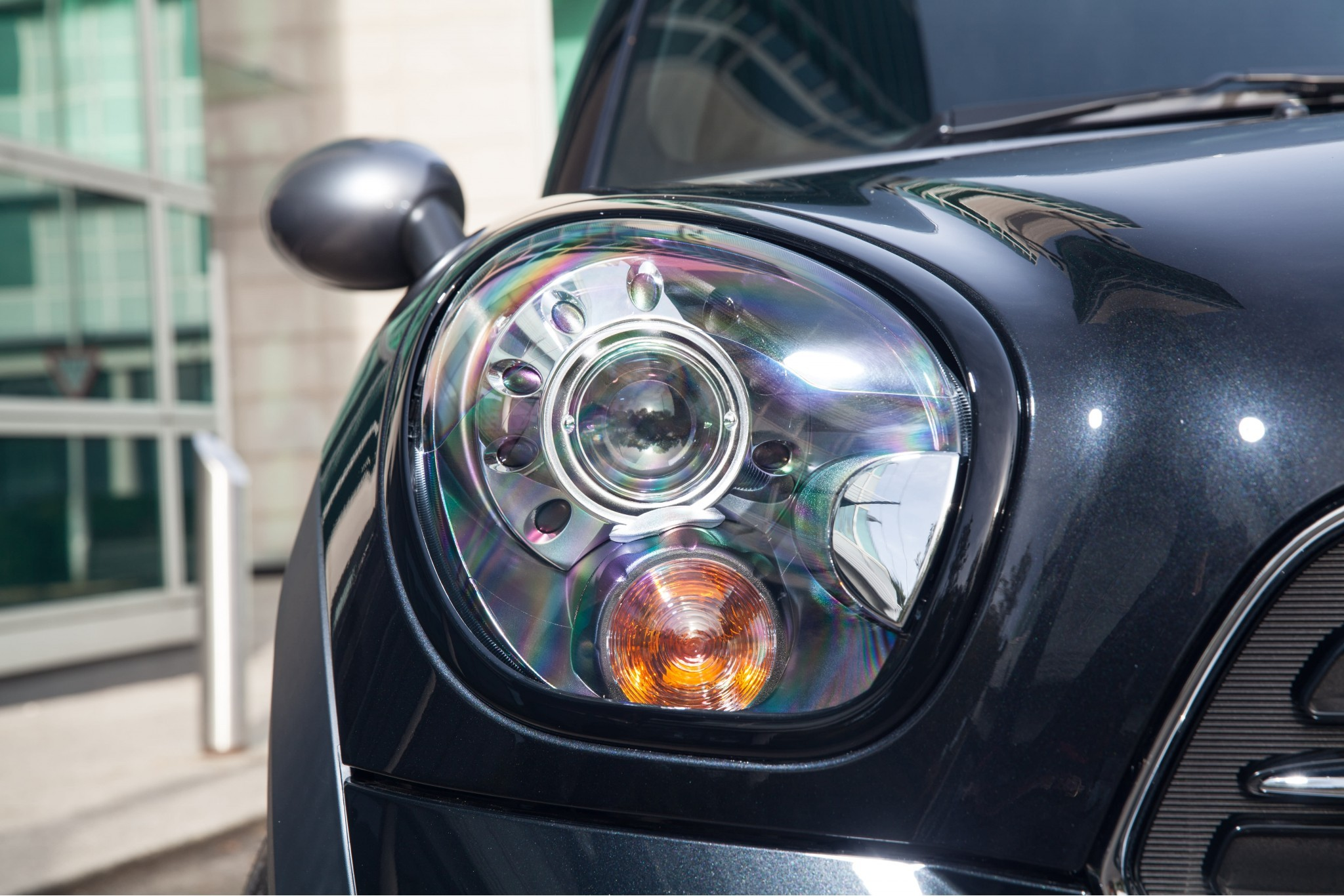A Special Edition to the MINI Countryman Range