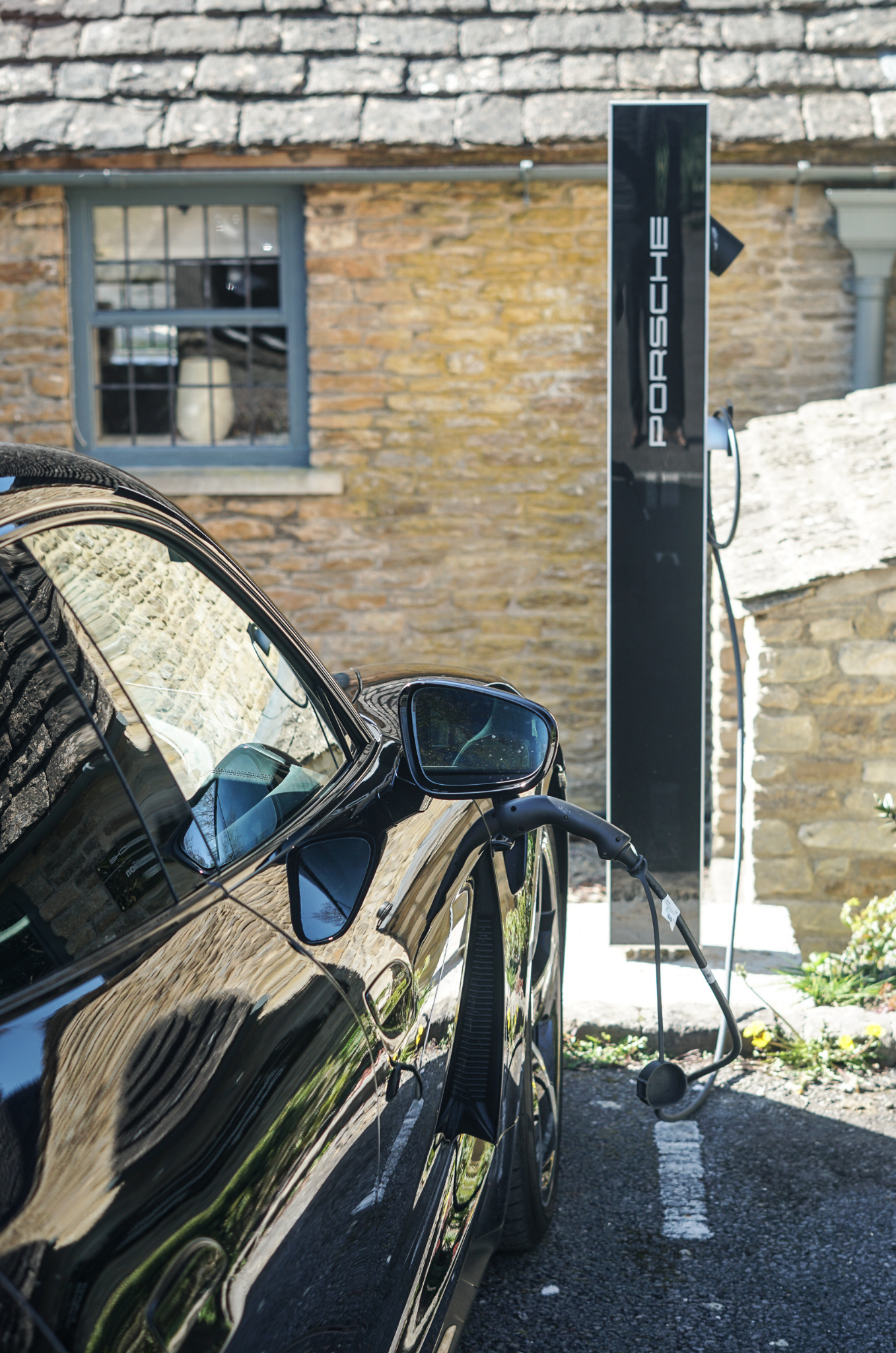 Whatley Manor Destination Charging Porsche 2