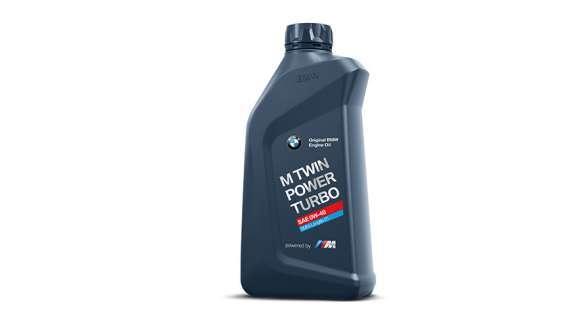 BMW M TwinPower Turbo