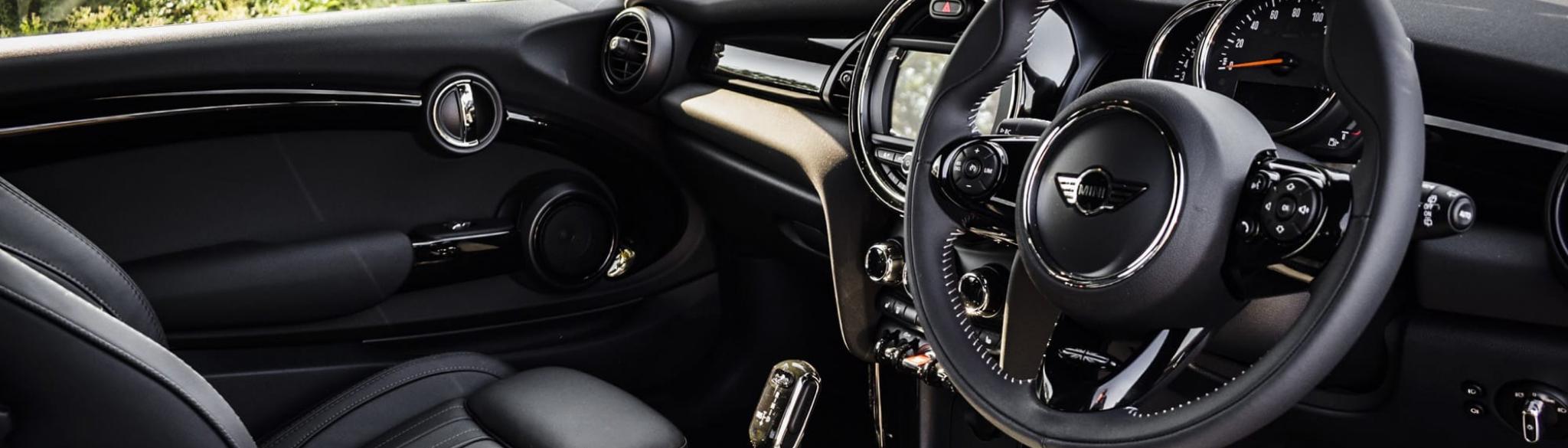 Burgundy Hatch Cooper Special Edition