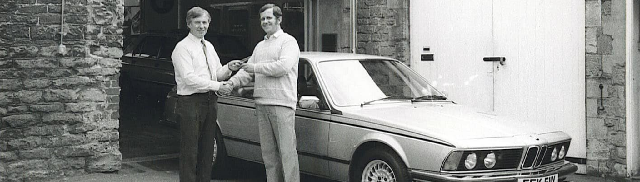 Dick Lovett BMW