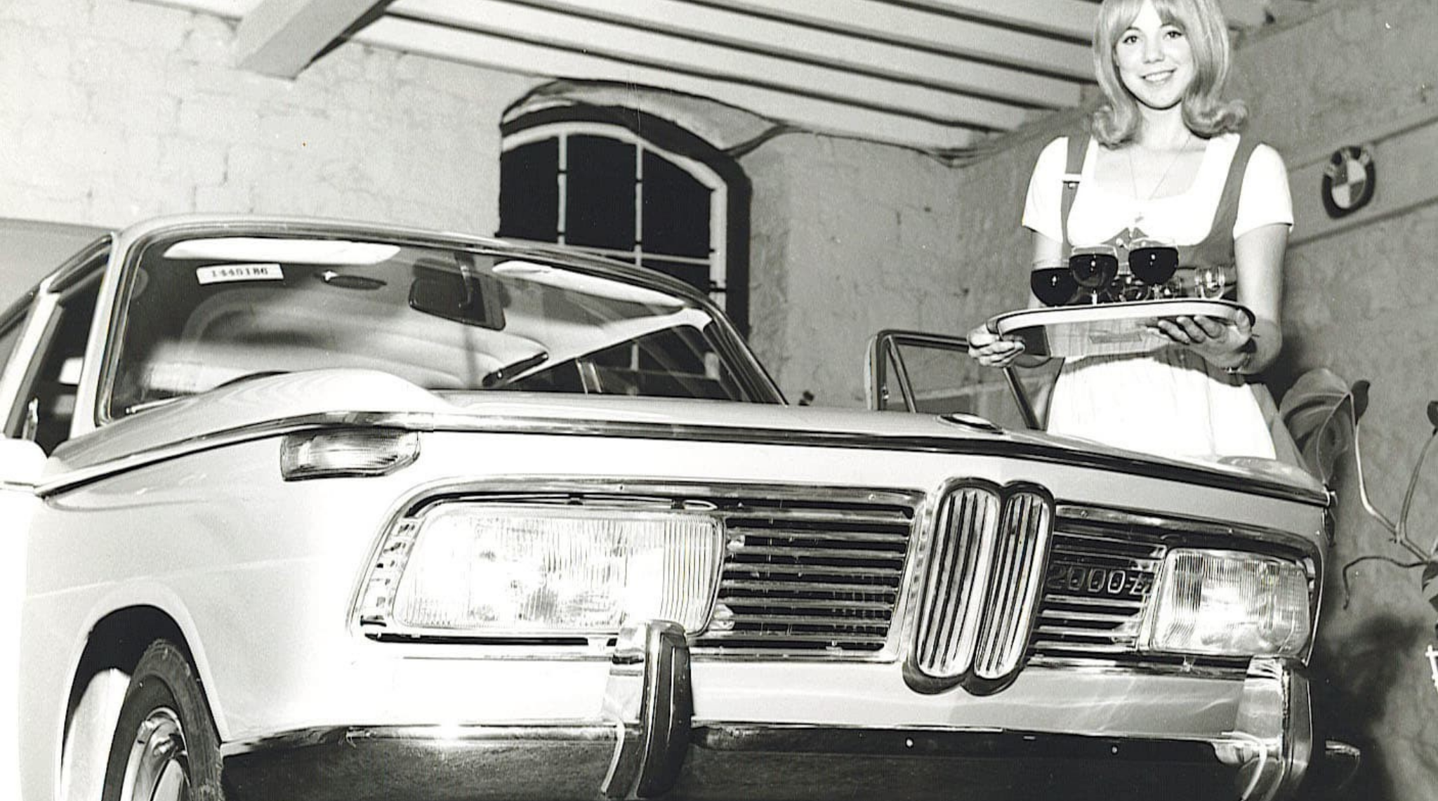 Dick Lovett BMW 2