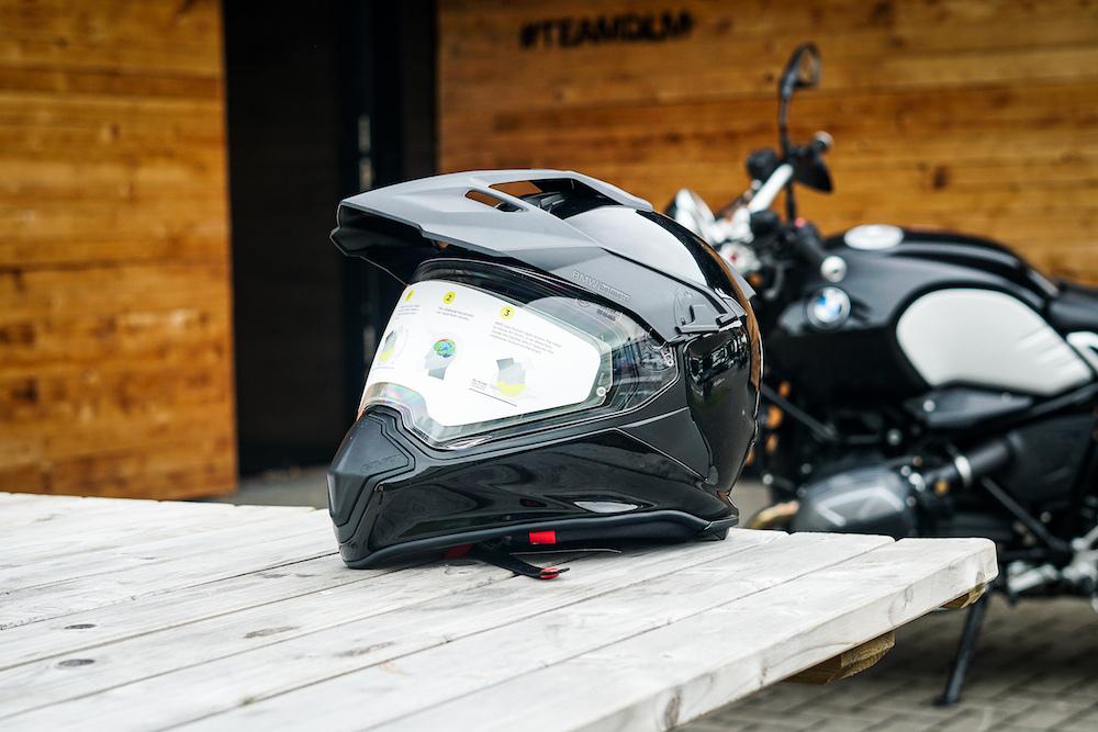 BMW GS Carbon Evo Helmet