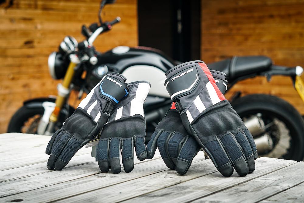 BMW Pacedry GTX Gloves   2021 Range