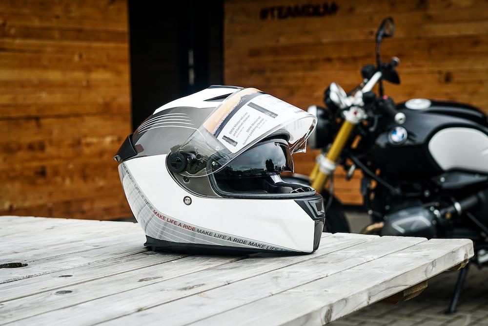 BMW Street X Helmet (Ride)
