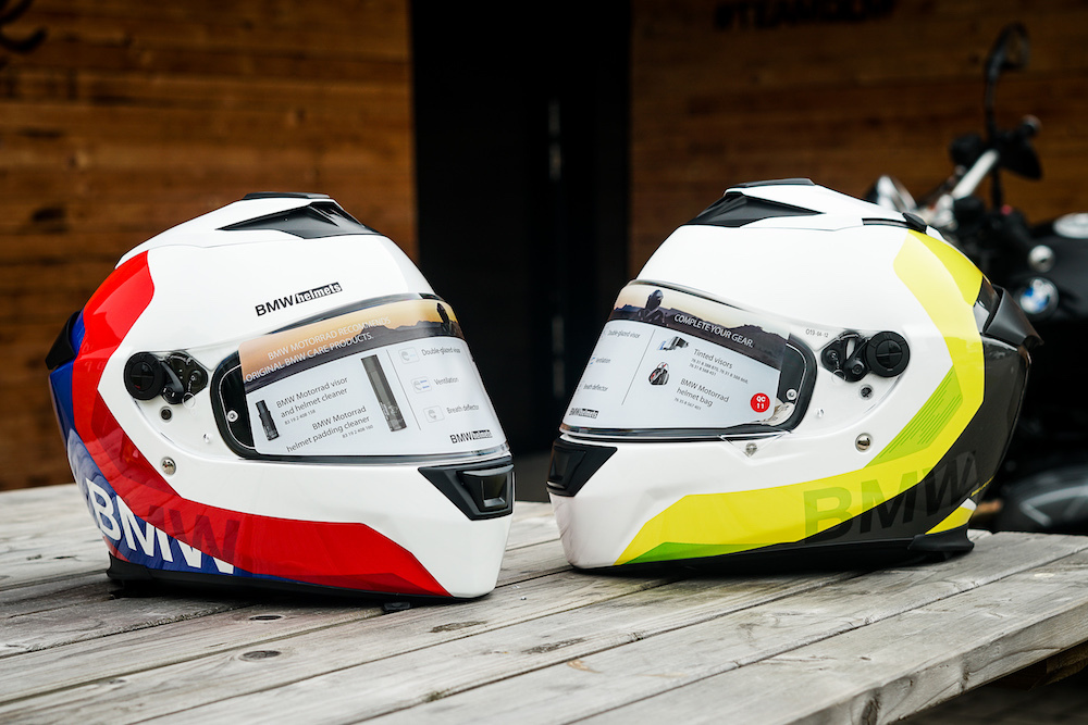 BMW Street X Helmet