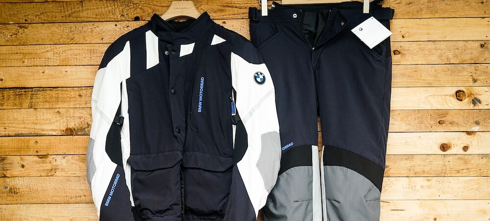 BMW PaceDry Adventure Jacket   Trousers