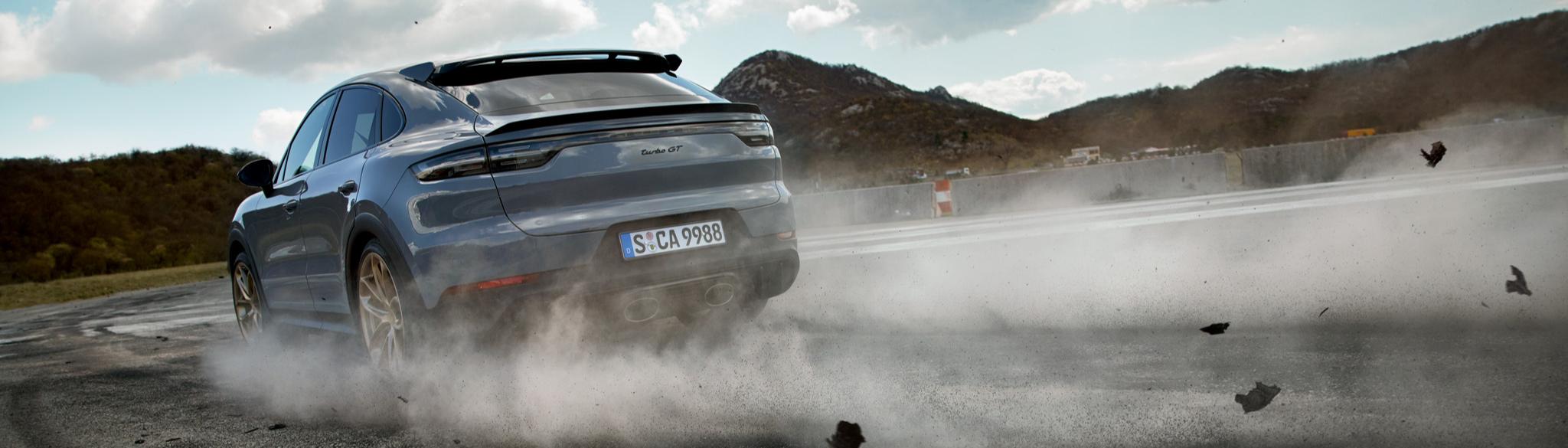 2021 Porshce Cayenne Turbo GT