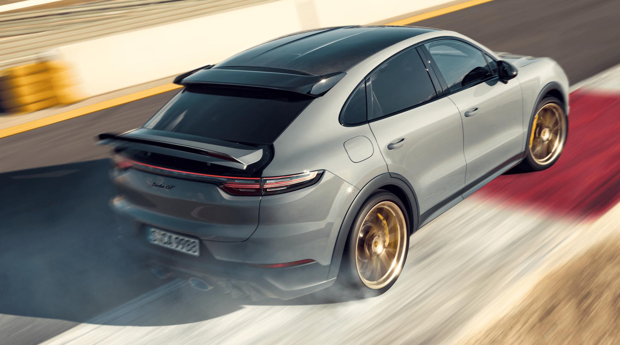 New 2021 Cayenne Turbo GT2