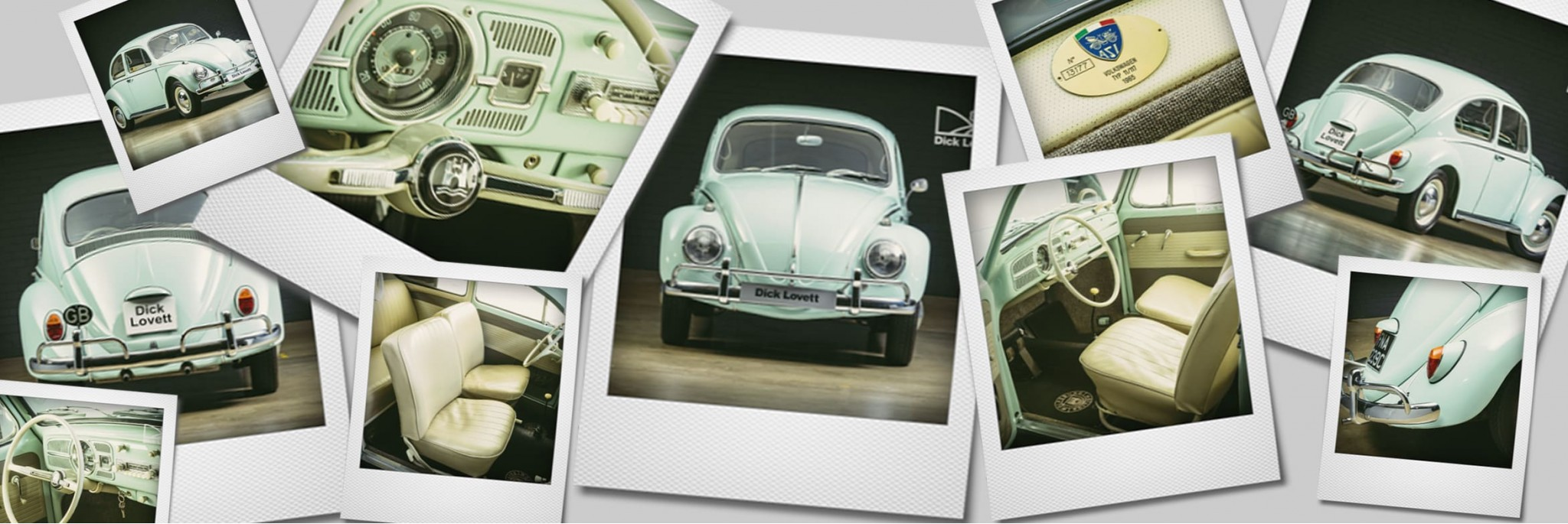 Nothing Quite Like A Classic VW Beetle