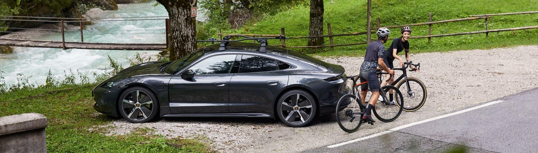 All Electric Porsche