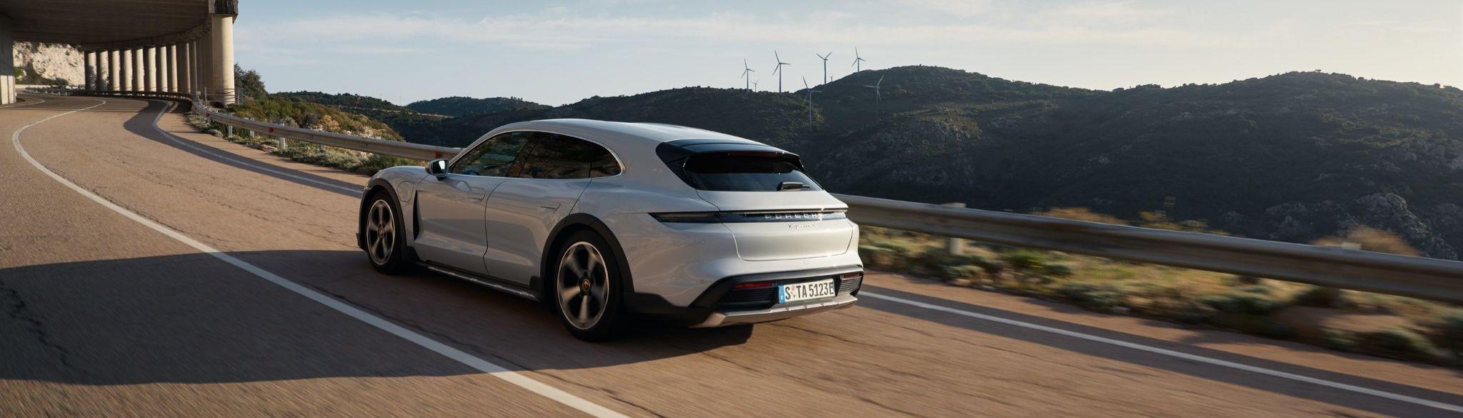 Porsche Taycan Range
