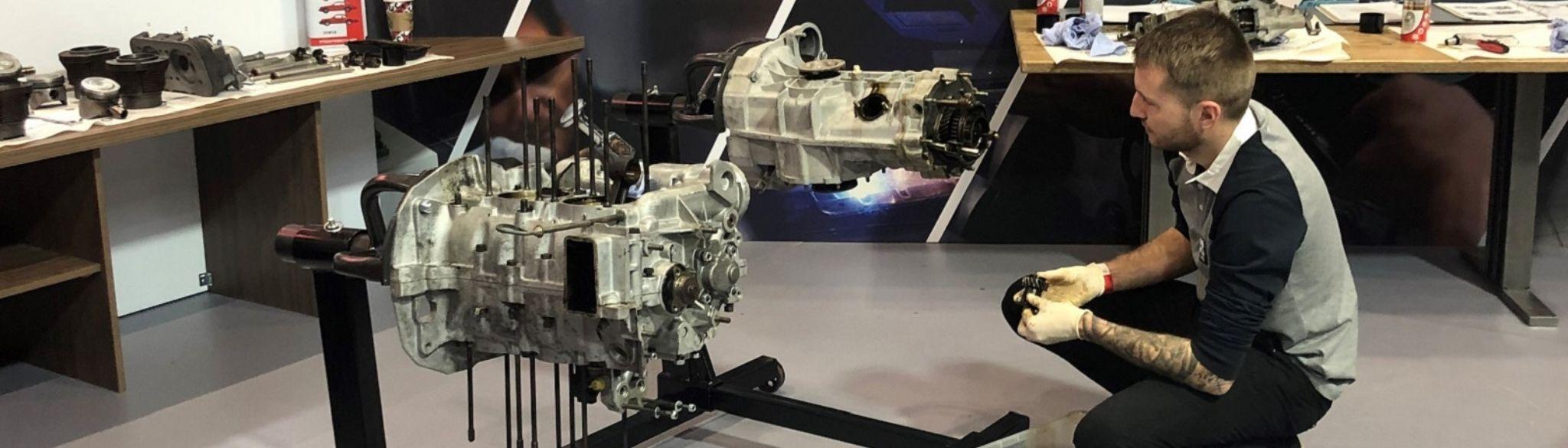 Luke Rebuilding Engine