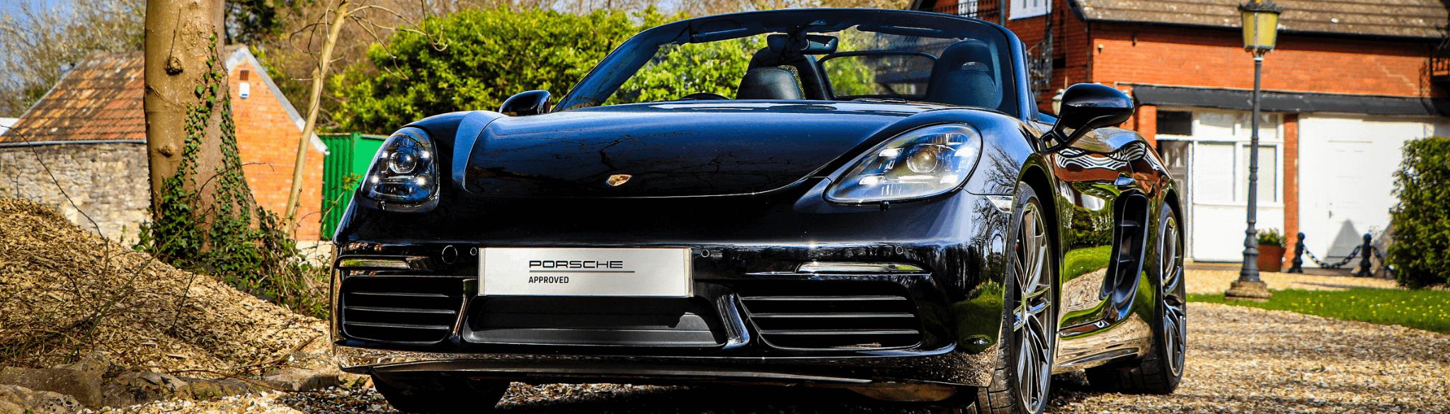 Porsche 718 Boxster For Sale (1)