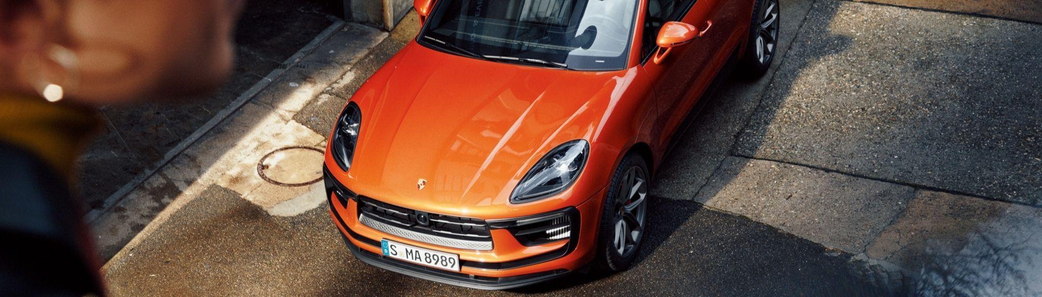 New Porsche Macan 2021