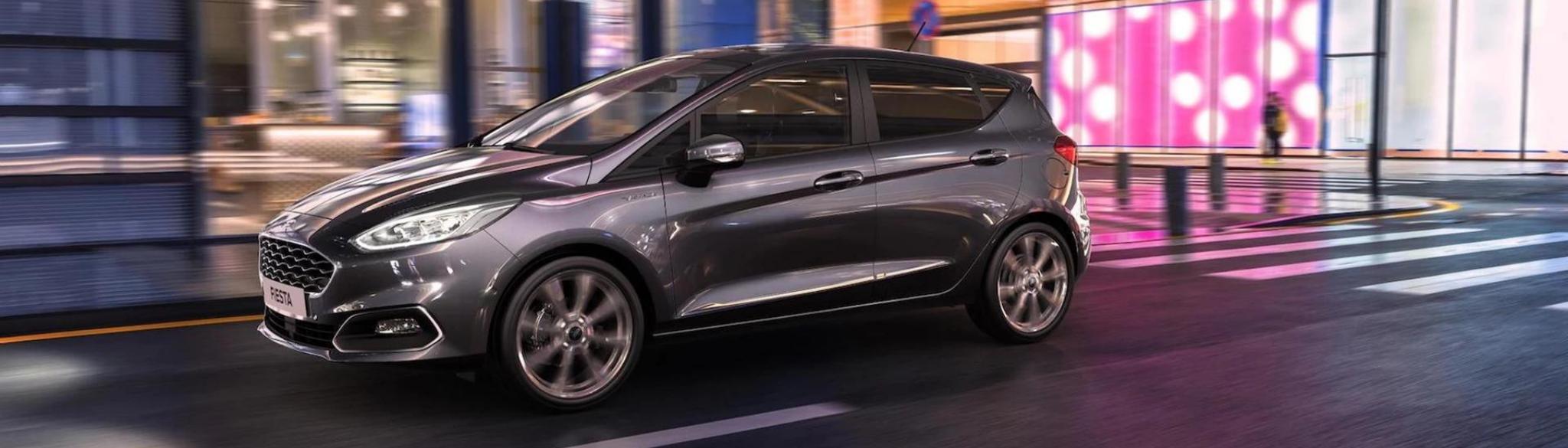 Ford Fiesta Motability