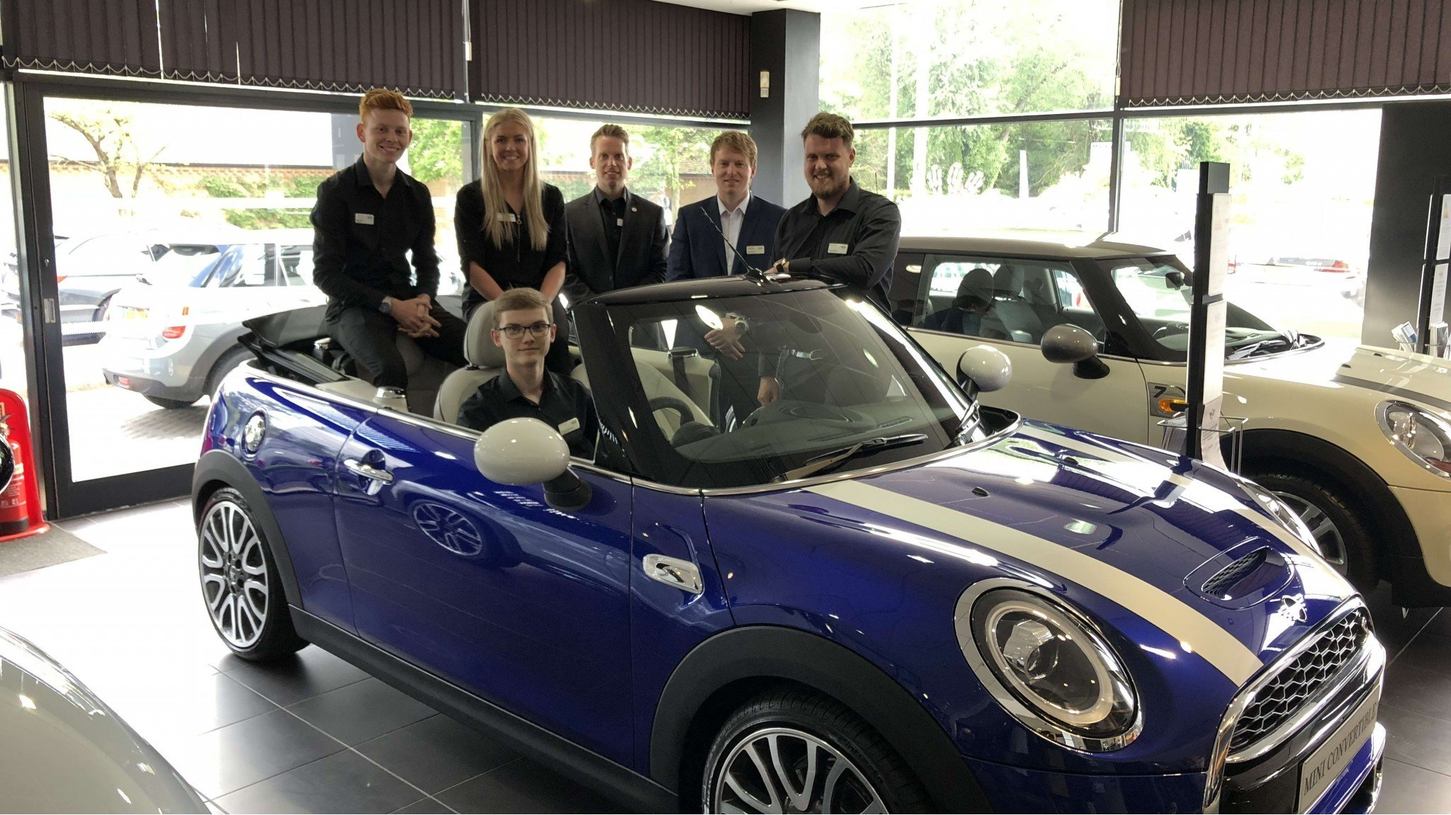 Dick Lovett BMW and MINI Hungerford: Providing a personal service for residents in and around Andover and Newbury