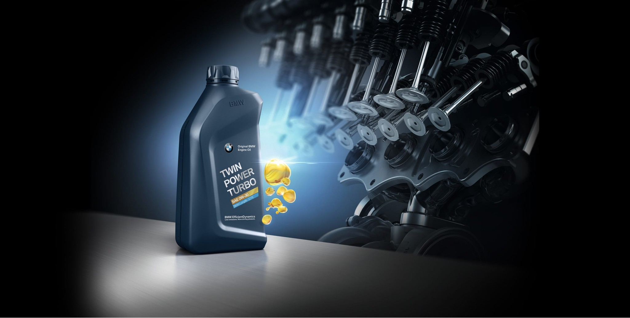 Love Your BMW? Then Make Sure you Use the Right Engine Oil