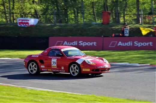 Porsche Centre Swindon Secures 3rd Place
