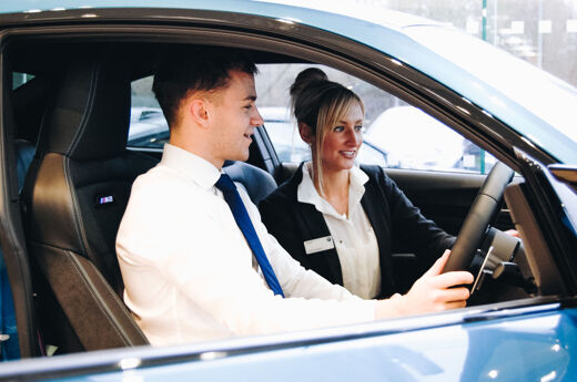 What To Do If You Get A Company Car Allowance